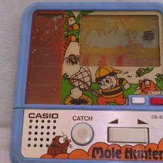 Videojuegos y Consolas: ANTIGUA GAME WATCH DE CASIO CATCH. Lote 222106041