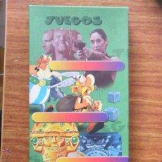 Videojuegos y Consolas: CAJA JUEGOS PHILIPS. Lote 48453848