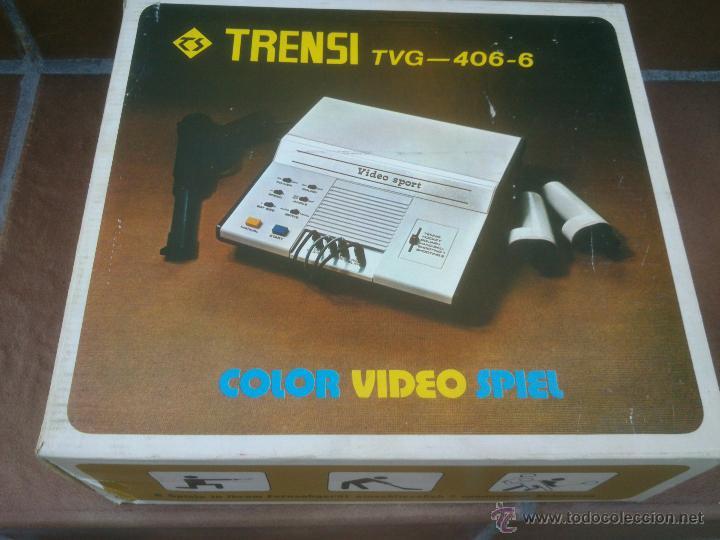 Videojuegos y Consolas: VIDEO CONSOLA TRENSI RARISIMA.1978 - Foto 9 - 49987283