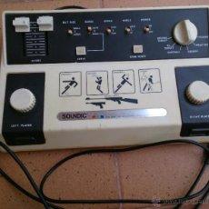 Videojuegos y Consolas: CONSOLA VIDEOCONSOLA SOUNDIC HOME VIDEO GAMES, AÑOS 80. Lote 50321571