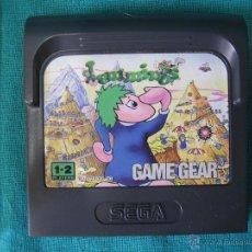 Videojuegos y Consolas: JUEGO PARA CONSOLA SEGA GAME GEAR. Lote 50627601
