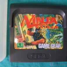 Videojuegos y Consolas: JUEGO PARA CONSOLA SEGA GAME GEAR. Lote 120014956
