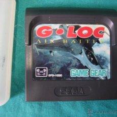 Videojuegos y Consolas: JUEGO PARA CONSOLA SEGA GAME GEAR. Lote 50627612