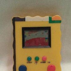 Videojuegos y Consolas: MAQUINA ELECTRONICA CONSOLA CON JUEGO INCORPORADO - PUBLICIDAD TELEPIZZA . Lote 50796773