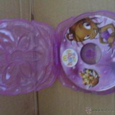 Videojuegos y Consolas: PORTA CD Y CD PROMOCIONAL DE MCDONALD´S 2008( NO PROBADO). Lote 51398544