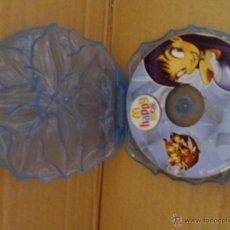 Videojuegos y Consolas: PORTA CD Y CD PROMOCIONAL DE MCDONALD´S 2008( NO PROBADO). Lote 51398583