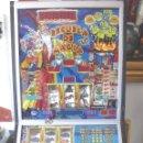 Videojuegos y Consolas: MAQUINA TRAGAPERRAS DOS ALTURAS - ESCUELA DE MAGIA AÑOS 90 ¡¡ FUNCIONANDO EN EUROS ¡¡ RECREATIVA. Lote 51595239
