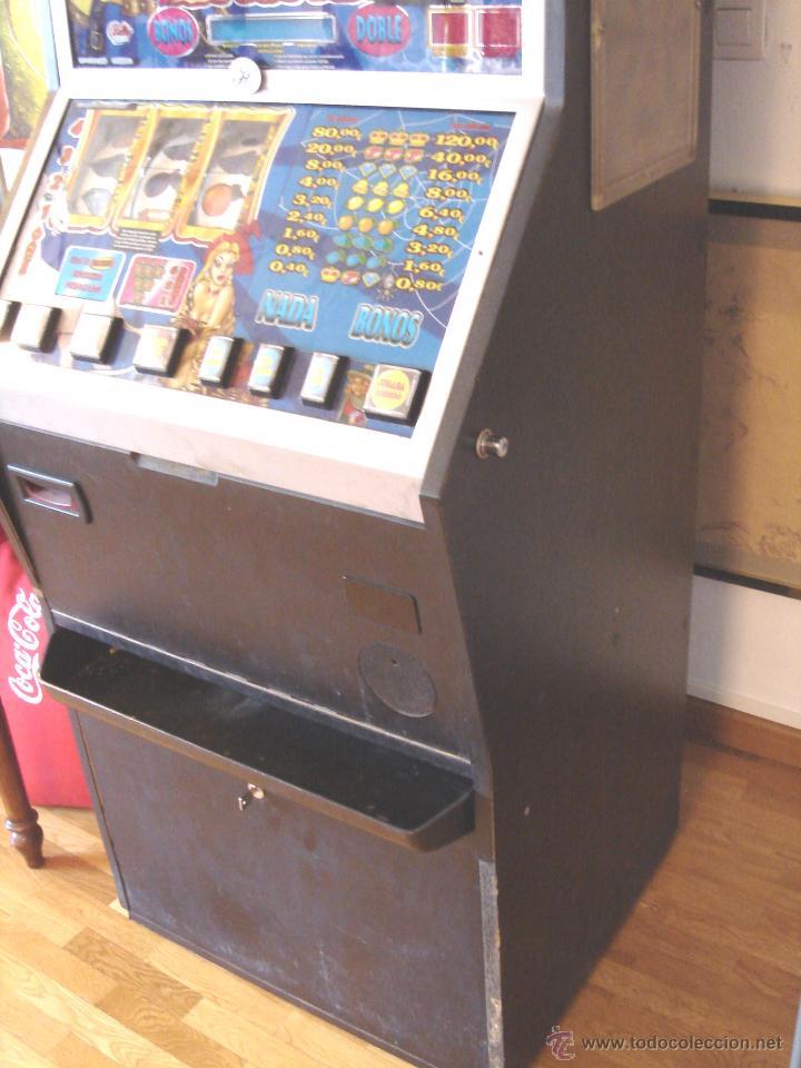 Videojuegos y Consolas: MAQUINA TRAGAPERRAS DOS ALTURAS - ESCUELA DE MAGIA AÑOS 90 ¡¡ FUNCIONANDO EN EUROS ¡¡ RECREATIVA - Foto 8 - 51595239