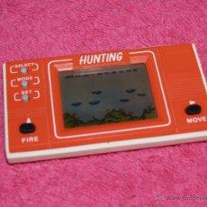 Videojuegos y Consolas: GAME WATCH LCD HANDHELD GAME AÑOS 80 HUNTING. Lote 52133356