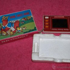 Videojuegos y Consolas: GAME WATCH LCD HANDHELD GAME SUNWING HOME SWEET HOME PARA PIEZAS. Lote 52136191
