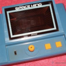 Videojuegos y Consolas: SPACE KING ROSY ELECTRONICS GAME TABLETOP RUNNING. Lote 52150182