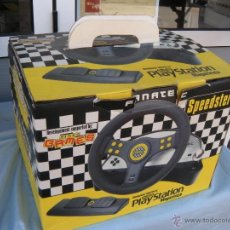 Videojuegos y Consolas: SPEEDSTER PLAY STATION PLAYSTATION FANATEC. Lote 52282429
