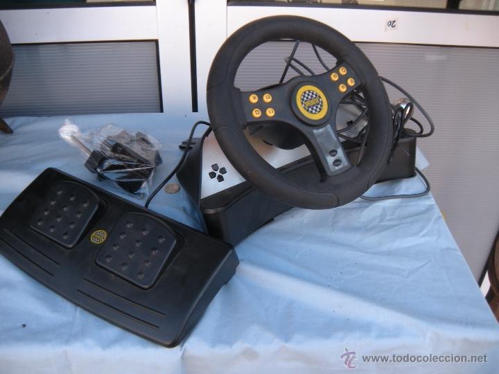 Videojuegos y Consolas: SPEEDSTER PLAY STATION PLAYSTATION FANATEC - Foto 4 - 52282429