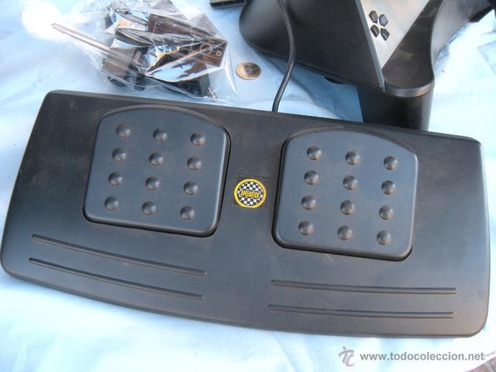 Videojuegos y Consolas: SPEEDSTER PLAY STATION PLAYSTATION FANATEC - Foto 5 - 52282429