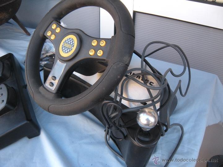 Videojuegos y Consolas: SPEEDSTER PLAY STATION PLAYSTATION FANATEC - Foto 7 - 52282429