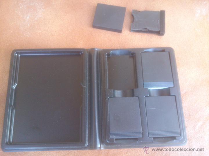 Videojuegos y Consolas: Antigo estuche con cuatro cartuchos Sinclair - Foto 2 - 142090014