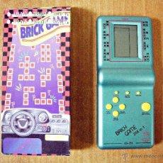 Videojuegos y Consolas: CÓNSOLA DE JUEGO BRICK GAME ES-256 (256 EN 1). Lote 131178811