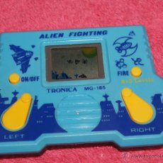 Videojuegos y Consolas: ELECTRONIC GAME & WATCH TRONICA ALIEN FIGHTING HANDHELD GAME. Lote 52534839
