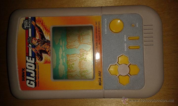 Videojuegos y Consolas: MICRO GAMES OF AMERICA HAWK G.I.JOE - Foto 5 - 52540042