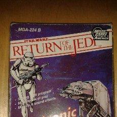 Videojuegos y Consolas: MICRO GAMES OF AMERICA STAR WARS RETURN OF THE JEDI. Lote 52539900