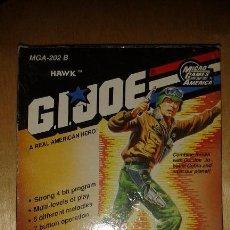 Videojuegos y Consolas: MICRO GAMES OF AMERICA HAWK G.I.JOE. Lote 52540042