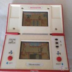 Videojuegos y Consolas: GAME WATCH DE NINTENDO BOMB SWEEPER SAFEBUSTER FUNCIONANDO OK. Lote 52725362