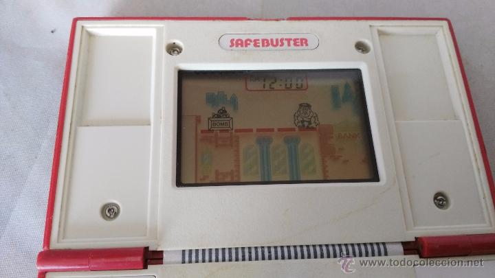 Videojuegos y Consolas: game watch de nintendo bomb sweeper safebuster funcionando ok - Foto 2 - 52725362