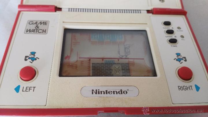Videojuegos y Consolas: game watch de nintendo bomb sweeper safebuster funcionando ok - Foto 3 - 52725362