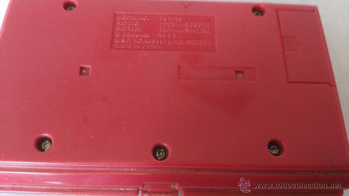Videojuegos y Consolas: game watch de nintendo bomb sweeper safebuster funcionando ok - Foto 5 - 52725362