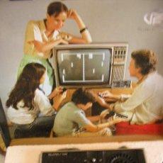Videojuegos y Consolas: VIDEOCONSOLA TELEMASTER. Lote 52809301