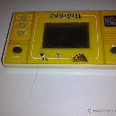Videojuegos y Consolas: MINI ARCADE LCD GAME FOOTBALL. Lote 53091544