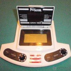 Videojuegos y Consolas: MAQUINITA PRO SOCCER BANDAI 1985 FUNCIONA TODO BIEN VER FOTOS. Lote 53303511