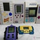Videojuegos y Consolas: LOTE DE 7 CONSOLAS DE BOLSILLO. Lote 53521383