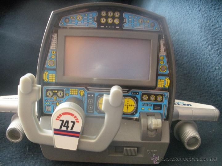 consolas de videojuegos en avion