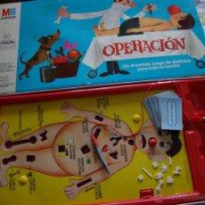 Videojuegos y Consolas: OPERACIÓN. (DE MB JUEGOS). AÑOS 80. INCOMPLETO.. Lote 53948897