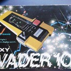 Videojuegos y Consolas: MAQUINITA TIPO GAME WATCH LED GALASY INVADER 100 GAKKEN. Lote 53979148
