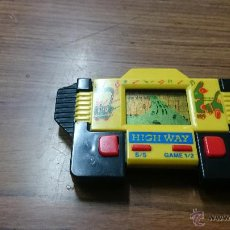 Videojuegos y Consolas: CONSOLA MAQUINITA HIGH WAY TAXI FUNCIONA ( MAQUINA JUEGO ). Lote 54056327