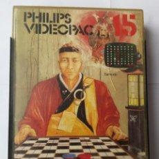 Videojuegos y Consolas: SAMURAI. PHILIPS VIDEOPAC #15. JUEGO CONSOLA RETRO (1980). VINTAGE. Lote 54146481
