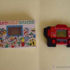 Videojuegos y Consolas: CONSOLA: HANDHELD GAMES (CAR RACING, AÑOS 1980'S) ¡ORIGINAL! VINTAGE, COLECCIONISTA. Lote 54267100