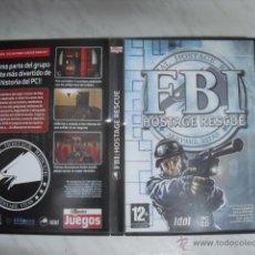 Videojuegos y Consolas: JUEGO PARA PC, CD , FBI HOSTAGE RESCUE DE 2007 (FORMA PARTE DEL GRUPO DE ELITE DEL FBI). Lote 54506826