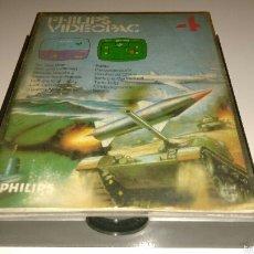 Videojuegos y Consolas: PHILIPS VIDEOPAC N.4. Lote 54652407