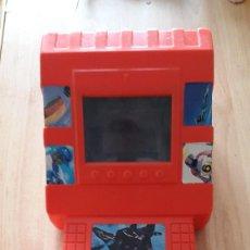 Videojuegos y Consolas: MAQUINA - MAQUINITA ELECTRÓNICA DE LÁMPARA GRANDE AÑOS 80`S - FUNCIONA (VER IMÁGENES Y LEER). Lote 56402299
