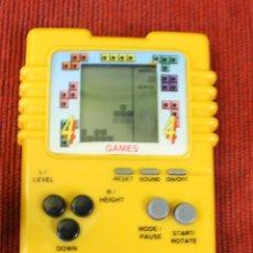 Videojuegos y Consolas: JUEGO ELECTRONICO LCD BRICK POCKET TETRIS. Lote 56711141