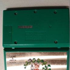 Videojuegos y Consolas: MAQUINITA GAME WATCH NINTENDO GREEN HOUSE. Lote 171644158