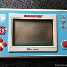 Videojuegos y Consolas: MAQUINITA GAME WATCH NINTENDO SUPER MARIO BROS . Lote 56720891
