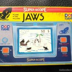 Videojuegos y Consolas: JAWS POP GAME LCD NUEVA EN CAJA A ESTRENAR CON INSTRUCCIONES JAPAN YG0523A. Lote 56738124