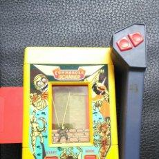 Videojuegos y Consolas: COMMANDER SCANNER TUNNELS OF SPHINX 1989 NO GAME WATCH. Lote 56738177