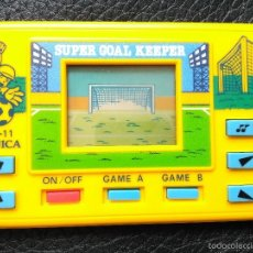 Videojuegos y Consolas: SUPER GOAL KEEPER 1987 RONICA SK-11 NO GAME WATCH. Lote 159123694