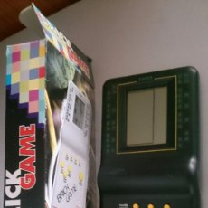 Videojuegos y Consolas: CONSOLA BRICK GAME Nº 9999 NEGRA, EN SU CAJA A ESTRENAR. Lote 56795621