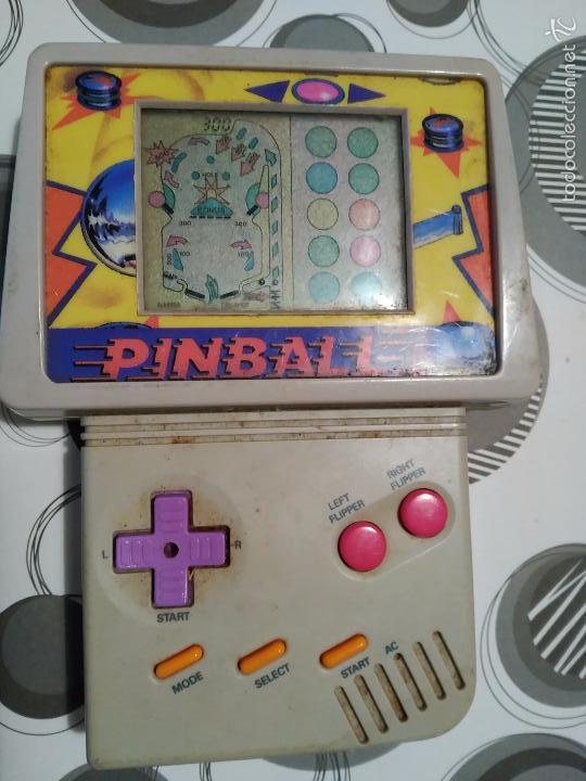 MAQUINITA PINBALL NO GAME WATCH (Juguetes - Videojuegos y Consolas - Otros descatalogados)